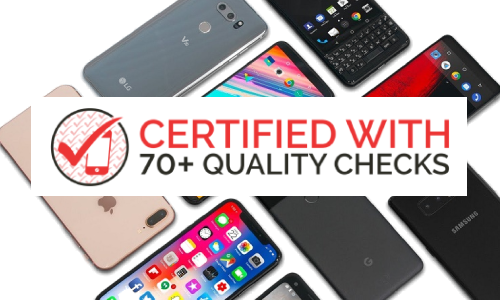 Certified With 70+ Quality Checks